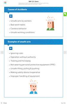 eLearning@SMF CCL screenshot 22
