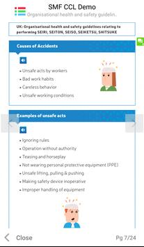 eLearning@SMF CCL screenshot 6