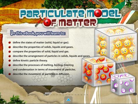 Particulate Model of Matter screenshot 4