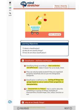 MS e-Study Buddy screenshot 1