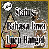 Status Bahasa Jawa Lucu Banget. icon