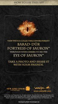 The Eye of Sauron screenshot 1