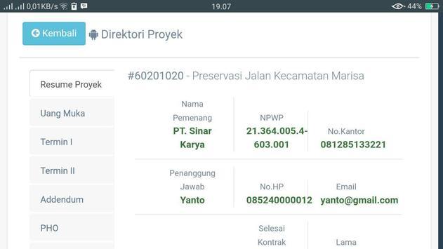 E-Termin PPTK screenshot 6