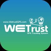 WeTrustGPS Lite icon