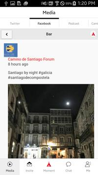 Camino de Santiago apk screenshot