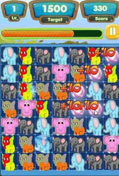 Cute Elephant Link apk screenshot