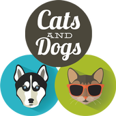 Cat and Dog Match Link icon