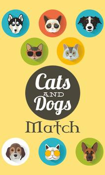 Cat and Dog Match Link poster