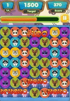 Cat and Dog Match Link screenshot 2