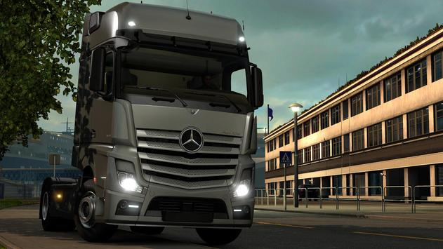 Скачать euro truck simulator 2018: truckers wanted на android, apk.