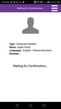 ASL Interpreter screenshot 2