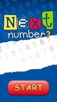 ลับสมอง Next Number poster