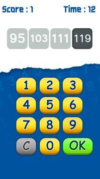 ลับสมอง Next Number screenshot 4
