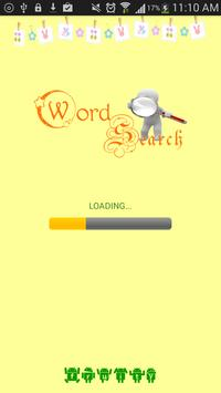 WordSearch free poster
