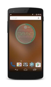 WF Cyber widget v1 apk screenshot