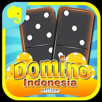 Domino Indonesia Offline - Gaple poster