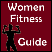 women fitness guide icon