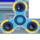 fidget spinner SKE icon
