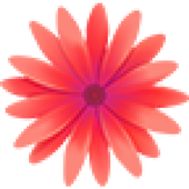 flower flick icon