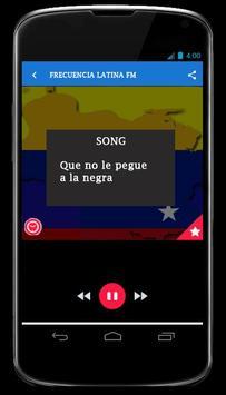 Frecuencia Latina FM poster