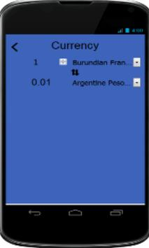 free converter units apk screenshot