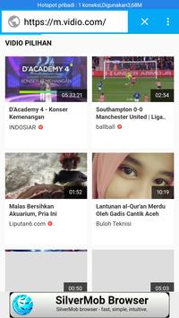 free video streaming apk screenshot