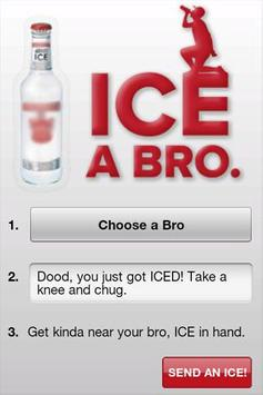 Ice a Bro poster