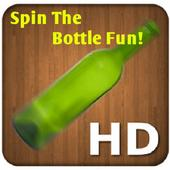 Spin The Bottle Fun icon