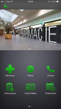 Pharmacie de la Place poster
