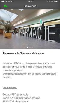 Pharmacie de la Place apk screenshot