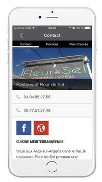 Fleur De Sel screenshot 1