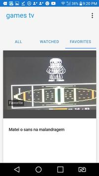 games tv screenshot 2