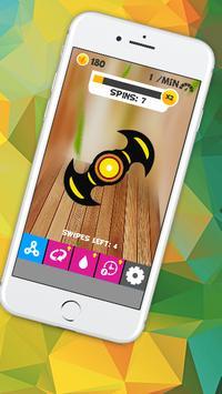 Fidget Spinner Challenges apk screenshot