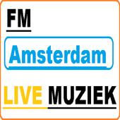 amsterdam music fm icon