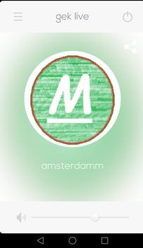 amsterdam music fm apk screenshot