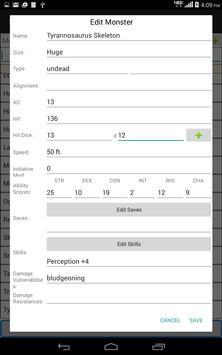 Fifth Edition DM Tools apk screenshot
