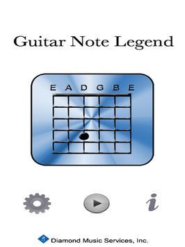 Guitar Note Legend screenshot 10