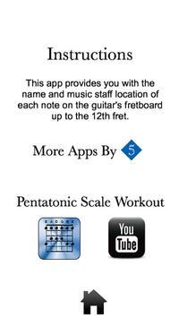 Guitar Note Legend screenshot 2