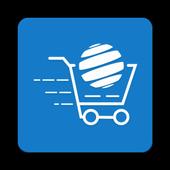 Ecommerce App icon