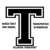 ikon harga tiket transportasi di Indonesia