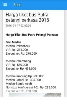 harga tiket transportasi di Indonesia poster
