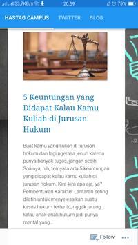 Hastag Campus apk screenshot