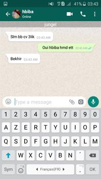 whatsprank (fuke chat) apk screenshot