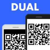 Tablet Scan messenger Dual Accounts icon