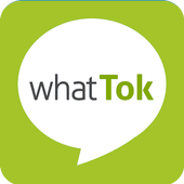 whattok - chat, videochat icon