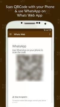Whatzapp Web++ PRO Version poster