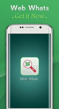 Watsz webs Plus poster