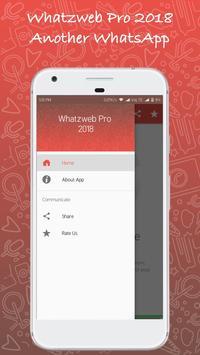 Whatzweb Pro 2018 screenshot 3