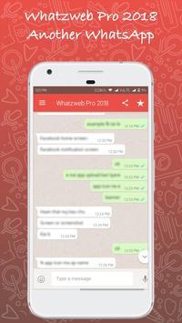 Whatzweb Pro 2018 screenshot 5