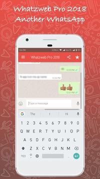 Whatzweb Pro 2018 screenshot 6